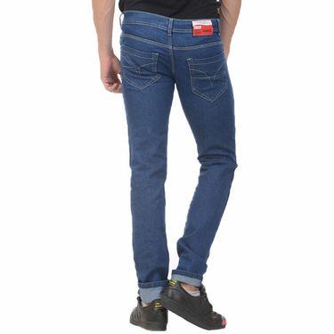 Pack of 2 Plain Slim Fit Jeans_Jnvgn12 - Blue