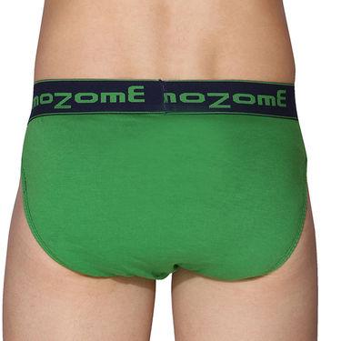 Pack of 3 Chromozome Regular Fit Briefs For Men_10060 - Multicolor