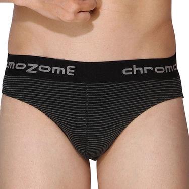 Pack of 3 Chromozome Regular Fit Briefs For Men_10139 - Multicolor