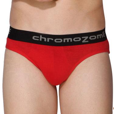 Pack of 3 Chromozome Regular Fit Briefs For Men_10164 - Multicolor