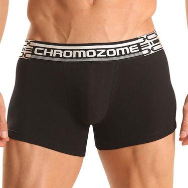 Pack of 3 Chromozome Regular Fit Trunks For Men_10256 - Multicolor