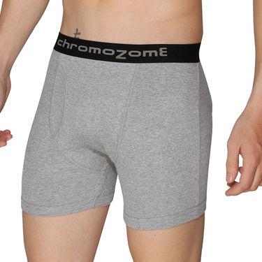 Pack of 3 Chromozome Regular Fit Trunks For Men_10345 - Multicolor