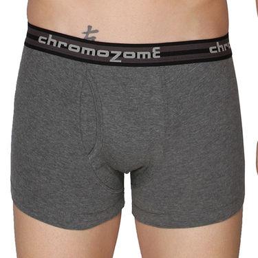 Pack of 3 Chromozome Regular Fit Trunks For Men_10405 - Multicolor