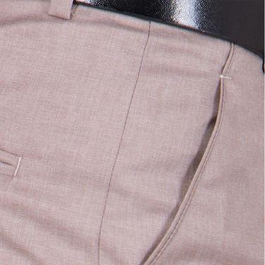Tiger Grid Pack of 2 Cotton Formal Trouser For Men_Md032