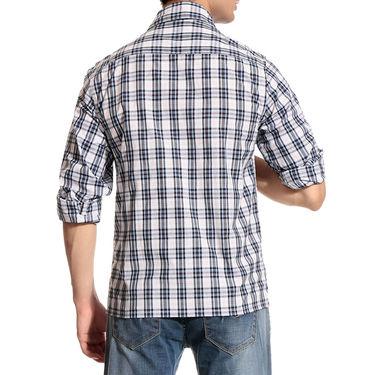Good Karma Cotton Shirt_Hs5800 - Multicolor