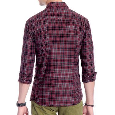 Good Karma Cotton Shirt_Dwfs606 - Multicolor