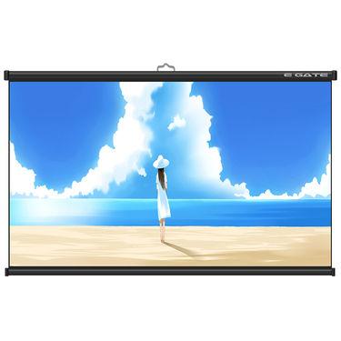 EGATE Universal Projector Screen 7 X 5 Feet