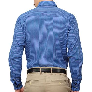 Copperline 100% Cotton Shirt For Men_CPL1182 - Blue