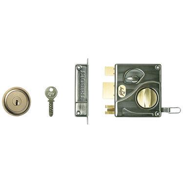 Godrej Ultra Vertibolt Antique Brass 1CK (Inside opening)