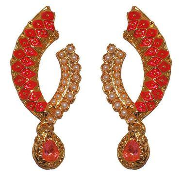 Kriaa Meenakari Earrings _1303113