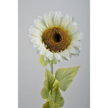 Importwala White Sunflower Jumbo stick-1401-213V
