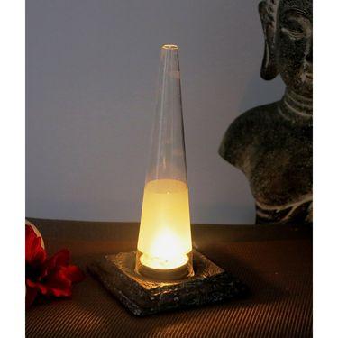 Resin Cone  tealight holder 1405-1522