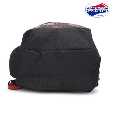 American Tourister Backpack_Code 1 Black