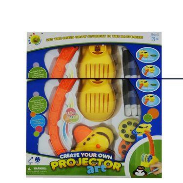 Kids Projector Painting Art Kit