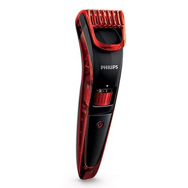 Philips Qt4006 Trimmers Black And Red