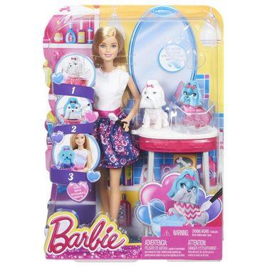 Mattel Barbie Color Me Cute Puppy Play Set CFN40