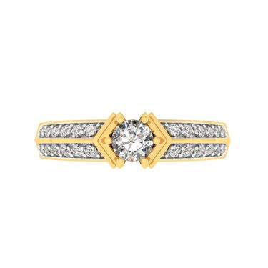 Kiara Sterling Silver Anisha Ring_2965r