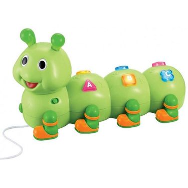 Winfun Pull-Along Caterpillar-0661-01