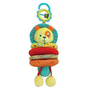 Winfun Caesar the Lion Musical Vibrator Multicolor