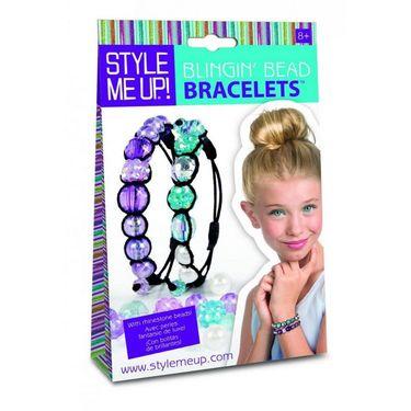 Style Me Up Shamballa Style Bracelets (628845004108)