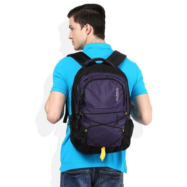 American Tourister Backpack_Buzz 5 Purple