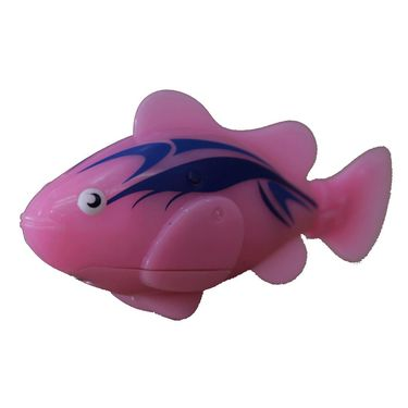 Water Sensitive Robot Clownfish Toy - Pink