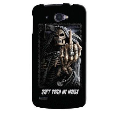 Snooky Digital Print Hard Back Case Cover For Lenovo S920 Td12228