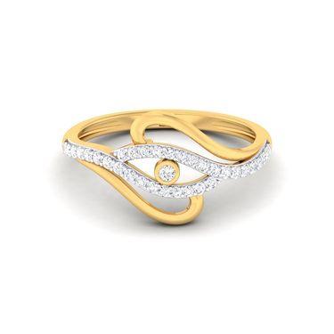 Kiara Sterling Silver Priya Ring_5261r