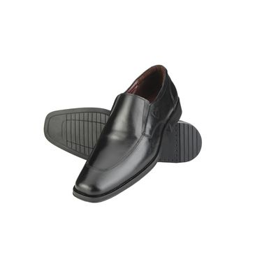 Delize Leather Formal Shoes 64874-Black