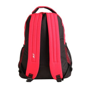 American Tourister Polyester Backpack At28 -Red