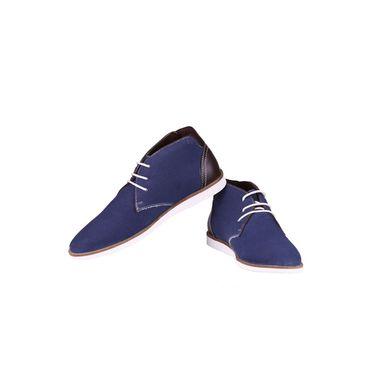 Delize Canvas Casual Shoes 65098-Blue
