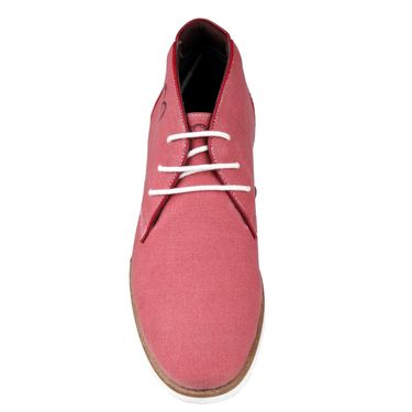 Delize Canvas Casual Shoes 65098-Red