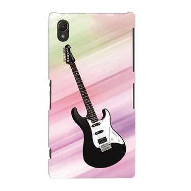 Snooky Digital Print Hard Back Cover For Sony Xperia Z2  Td11792