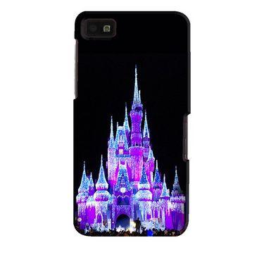 Snooky Digital Print Hard Back Case Cover For Blackberry Z10 Td12382