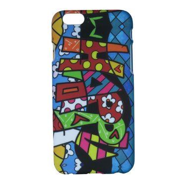 Snooky Designer Hard Back Case Cover For Apple Iphone 6 Td13047