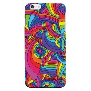 Snooky Digital Print Hard Back Case Cover For Apple Iphone 6 Td13089