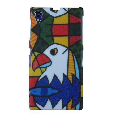Snooky Designer Hard Back Case Cover For Sony Xperia Z1 L39h Td13312