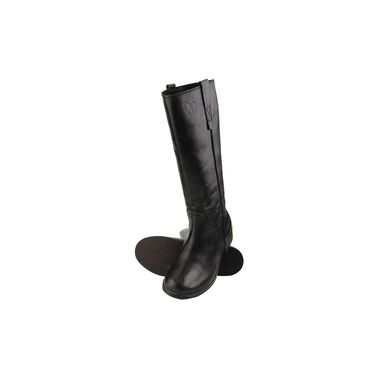 Delize Leather Boot 8034-Black