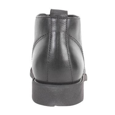 Delize Leather Formal Shoes 8063-Black