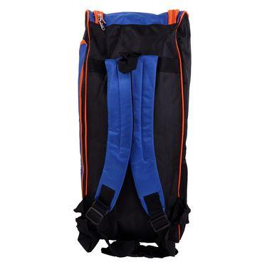 Mayor Blue - Orange Junior Star Cricket Kit Bag
