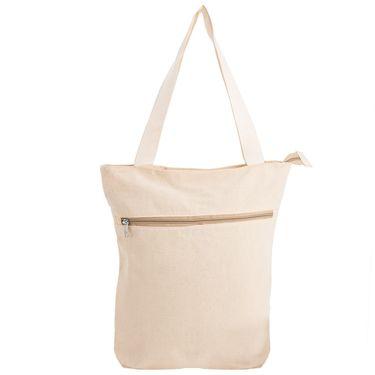 Arisha Cotton Khadi Handbag AE40w -Cream