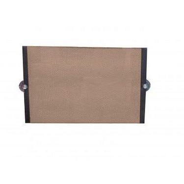 Auto furnish Universal Stick on Curtain For Car Windows Set of 2Pcs - Beige-AF1661-2