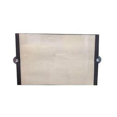 Auto furnish Universal Stick on Curtain For Car Windows Set of 2Pcs - Grey-AF1661-3