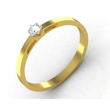 Ag Real Diamond Mumbai Ring_AG0005y