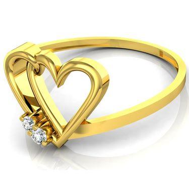 Ag Real Diamond Sushmita Ring_AG0130y