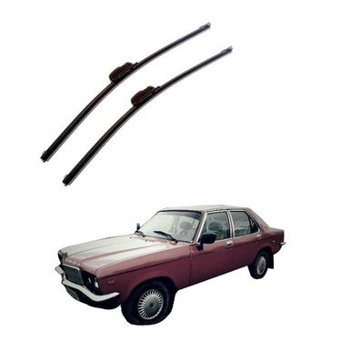 AutoStark Frameless Wiper Blades For HM Contessa (D)18