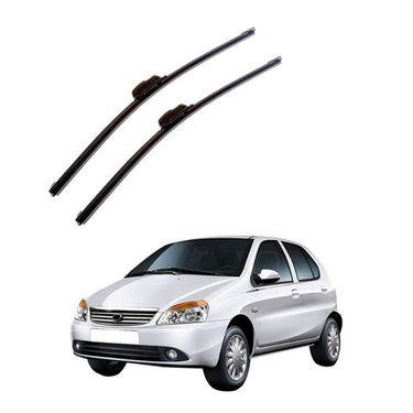 AutoStark Frameless Wiper Blades For Tata Indica Old (D)20