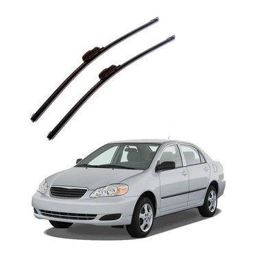 AutoStark Frameless Wiper Blades For Toyota Corolla (D)24