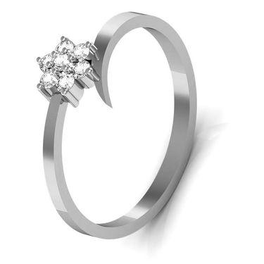 Avsar Real Gold & Swarovski Stone Nagpur Ring_A062wb