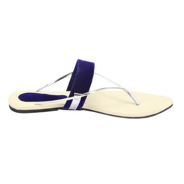 Azores Womens Blue Sandals -Azf_Sblu